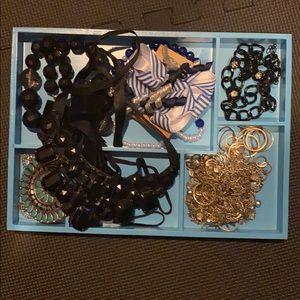 Jewelry lot box